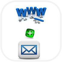Dominio Registrazione caselle di posta elettronica email webmail