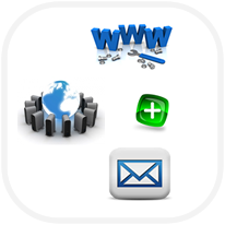 Registrazione Dominio Hosting linux Caselle Email