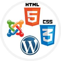 Web Design Realizzazione sito Web Bergamo Ecommerce Joomla Wordpress