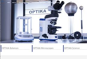 sito web optika-italy