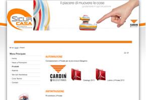 sito web sicurcasa
