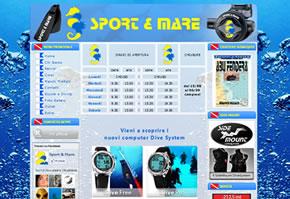 sito web sportemare