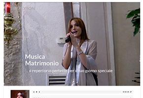 sito web tia peyton cantante matrimoni