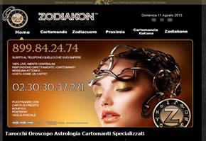 sito web zodiakon